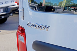 2018 Volkswagen Caddy 2KN MY18 TSI220 Maxi DSG Candy White 7 Speed Sports Automatic Dual Clutch Van