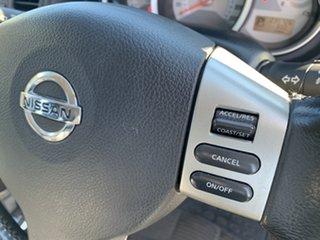 2012 Nissan Tiida C11 S4 TI White 4 Speed Automatic Hatchback