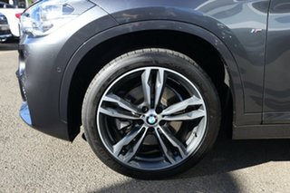 2016 BMW X1 F48 xDrive 25I Mineral Grey 8 Speed Automatic Wagon.