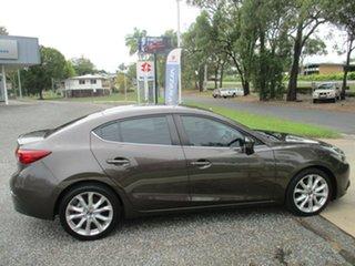 2014 Mazda 3 BM5238 SP25 SKYACTIV-Drive Grey 6 Speed Sports Automatic Sedan.