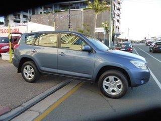 2007 Toyota RAV4 ACA33R CV (4x4) Acapulco Blue 4 Speed Automatic Wagon.