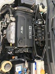 2011 Holden Barina TK MY11 4 Speed Automatic Sedan