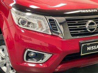 2018 Nissan Navara D23 S3 ST Burning Red 6 Speed Manual Utility.