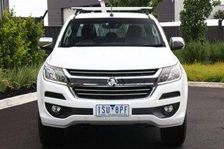 2017 Holden Colorado RG MY18 LTZ Pickup Crew Cab 4x2 White 6 Speed Sports Automatic Utility.