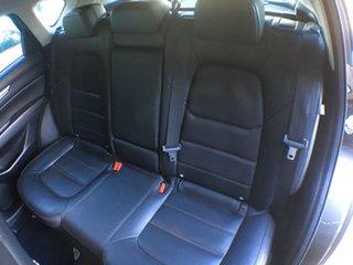 2018 Mazda CX-5 KF4W2A GT SKYACTIV-Drive i-ACTIV AWD Machine Grey 6 Speed Sports Automatic Wagon