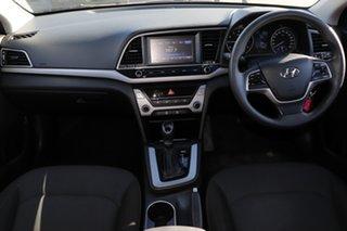 2017 Hyundai Elantra AD MY17 Active Fiery Red 6 Speed Sports Automatic Sedan