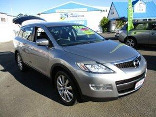 2008 Mazda CX-9 Luxury Silver 4 Speed Automatic Wagon.