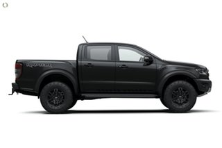 2021 Ford Ranger PX MkIII 2021.25MY Raptor Black 10 Speed Sports Automatic Double Cab Pick Up.