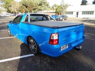 2011 Ford Falcon FG XR6 Ute Super Cab Limited Edition Blue 6 Speed Manual Utility