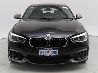 2016 BMW M140i F20 LCI Black 8 Speed Automatic Hatchback.