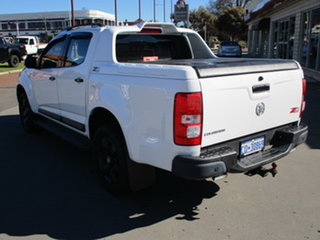 2016 Holden Colorado RG MY17 Z71 White 6 Speed Automatic Dual Cab.