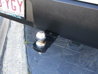 2014 Ford Falcon FG MK11 White 6 Speed Automatic Utility