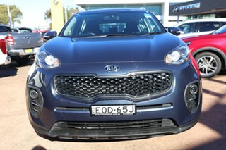2017 Kia Sportage QL MY18 SI (FWD) Blue 6 Speed Automatic Wagon