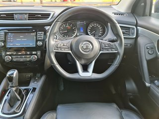 2017 Nissan Qashqai J11 Series 2 N-TEC X-tronic Blue 1 Speed Constant Variable Wagon