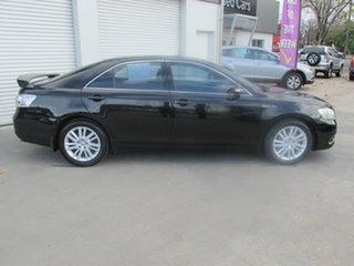 2010 Toyota Aurion AT-X Black 6 Speed Automatic Sedan.