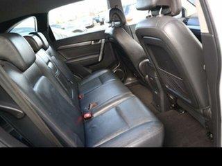 2009 Holden Captiva CG MY10 LX (4x4) White 5 Speed Automatic Wagon