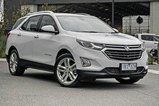 2020 Holden Equinox EQ MY20 LTZ-V AWD White 9 Speed Sports Automatic Wagon.
