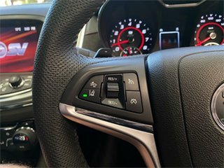 2017 Holden Special Vehicles GTS Gen-F2 R Black Sports Automatic Sedan