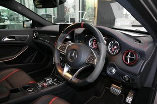 2017 Mercedes-Benz GLA-Class X156 807MY GLA45 AMG SPEEDSHIFT DCT 4MATIC Grey 7 Speed.