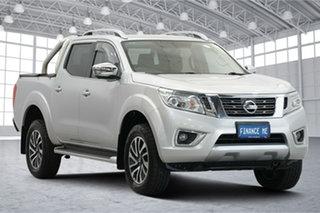 2018 Nissan Navara D23 S3 ST-X Silver 7 Speed Sports Automatic Utility.
