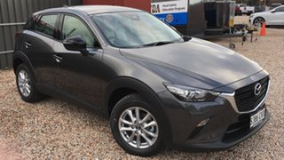 2021 Mazda CX-3 DK2W7A Maxx SKYACTIV-Drive FWD Sport LE Machine Grey 6 Speed Sports Automatic Wagon.