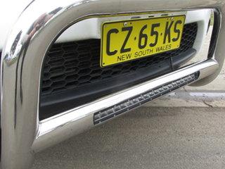 2013 Mitsubishi Triton MN MY14 GLX Double Cab White 5 Speed Manual Utility.