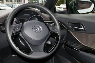 2020 Toyota C-HR NGX10R Koba S-CVT 2WD Crystal Pearl & Black Roof 7 Speed Constant Variable Wagon