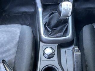 2016 Isuzu D-MAX MY15.5 LS-M Crew Cab Red 5 Speed Manual Utility