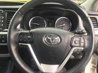 2019 Toyota Kluger GSU50R Grande White Sports Automatic