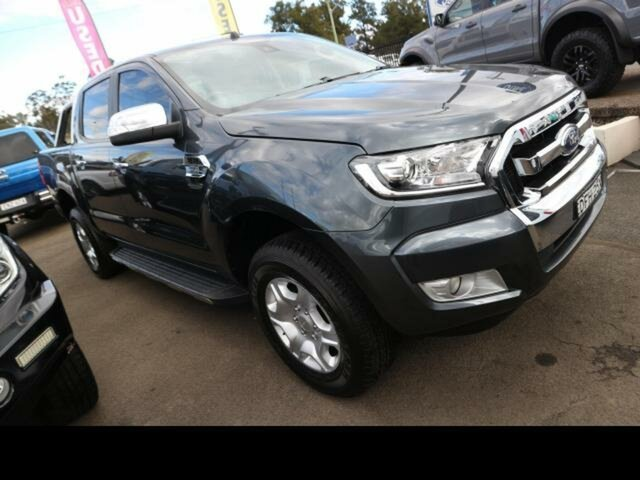 Used Ford Ranger Kingswood, Ford RANGER 2017 DOUBLE PU XLT . 3.2D 6A 4X4