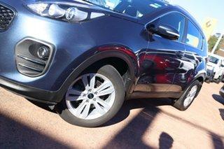 2017 Kia Sportage QL MY18 SI (FWD) Blue 6 Speed Automatic Wagon.