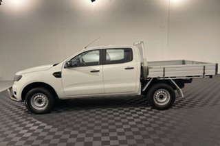 2015 Ford Ranger PX MkII XL White 6 speed Automatic Cab Chassis