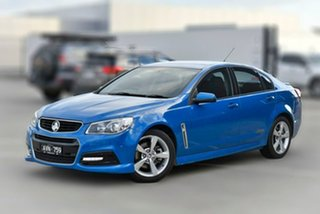 2014 Holden Commodore VF MY14 SS Blue 6 Speed Sports Automatic Sedan.