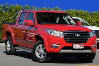 2019 Great Wall Steed NBP MY18 Red 6 Speed Manual Utility.