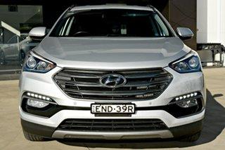 2015 Hyundai Santa Fe DM3 MY16 Elite Silver 6 Speed Sports Automatic Wagon