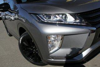 2019 Mitsubishi Eclipse Cross YA MY20 Black Edition 2WD Titanium 8 Speed Constant Variable Wagon.
