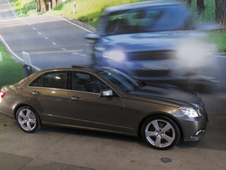 2010 Mercedes-Benz E350 212 Avantgarde Grey 7 Speed Automatic G-Tronic Sedan.