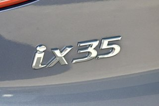 2013 Hyundai ix35 LM3 Elite Blue 6 Speed Sports Automatic Wagon