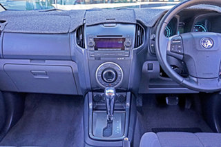 2012 Holden Colorado RG MY13 LTZ Crew Cab Blue 6 Speed Sports Automatic Utility