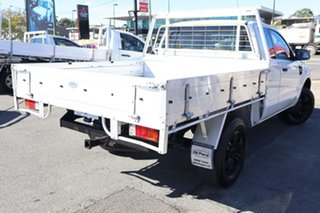 2015 Ford Ranger PX MkII XL Hi-Rider White 6 Speed Sports Automatic Cab Chassis.