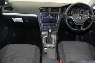 2019 Volkswagen Golf 7.5 MY19.5 110TSI DSG Trendline Pure White 7 Speed Sports Automatic Dual Clutch