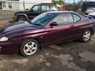 2000 Hyundai Coupe RD S2 FX 4 Speed Automatic Coupe.