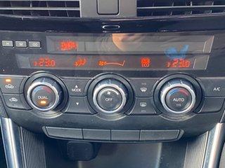 2012 Mazda CX-5 KE1071 Maxx SKYACTIV-Drive AWD Sport White 6 Speed Sports Automatic Wagon
