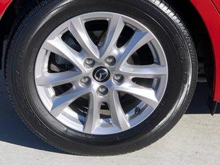 2016 Mazda 3 BM5278 Touring SKYACTIV-Drive Soul Red 6 Speed Sports Automatic Sedan