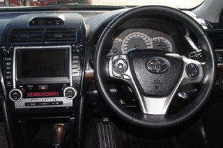 2013 Toyota Camry ASV50R Atara SL Silver Pearl 6 Speed Sports Automatic Sedan