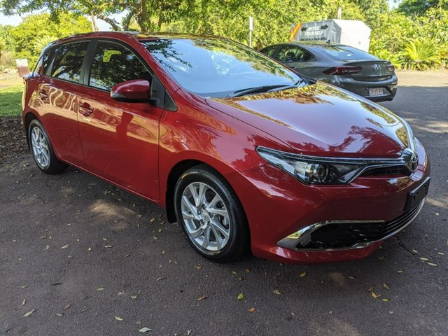 Used Toyota Corolla ZRE182R Ascent Sport S-CVT Stuart Park, 2018 Toyota Corolla ZRE182R Ascent Sport S-CVT Red 7 Speed Constant Variable Hatchback