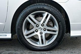 2011 Honda Odyssey 4th Gen MY11 Luxury Silver 5 Speed Sports Automatic Wagon