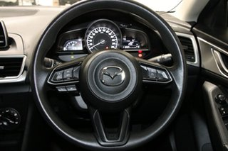 2017 Mazda 3 BN MY17 Neo Soul Red 6 Speed Automatic Sedan