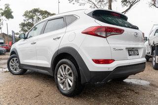 2015 Hyundai Tucson TLE Elite D-CT AWD White 7 Speed Sports Automatic Dual Clutch Wagon.