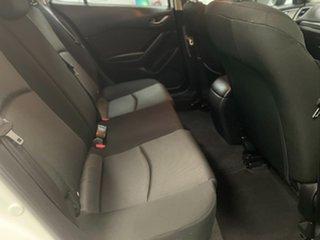2018 Mazda 3 BN5478 Neo SKYACTIV-Drive Sport White 6 Speed Sports Automatic Hatchback